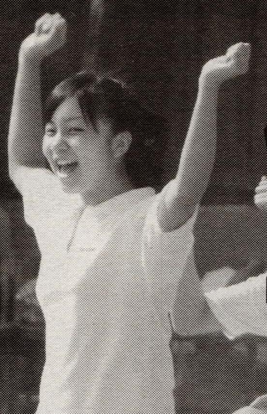 【画像】佳子様の体操着姿が神々しい