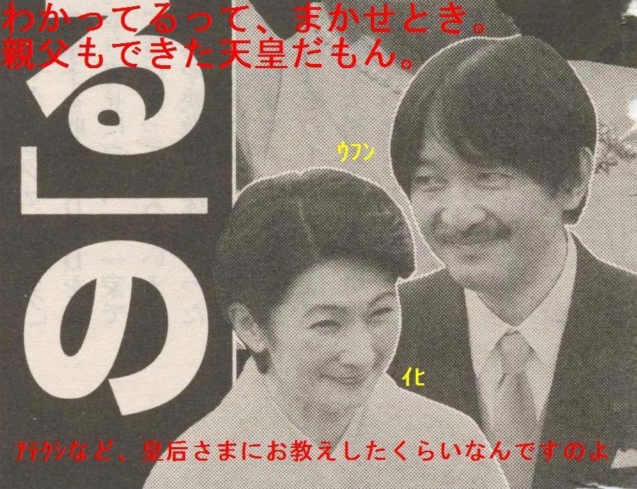 【皇太子夫妻にまつわる怖い話】第二百十六話->画像>590枚