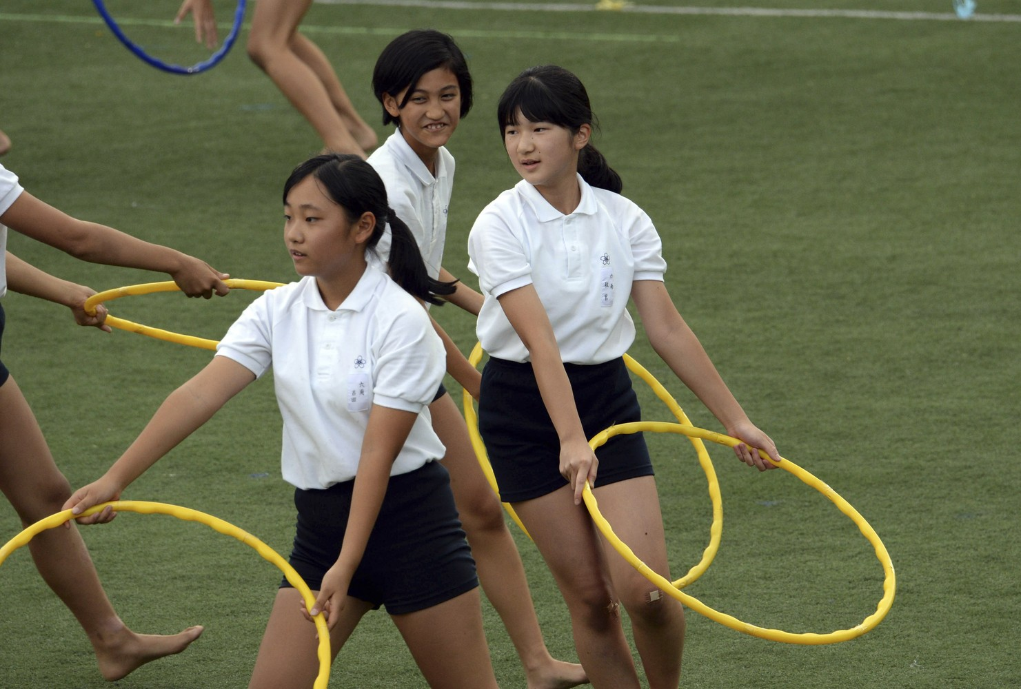 皇室愛子さま12歳の誕生日をお迎えに バスケ部で親善試合出場