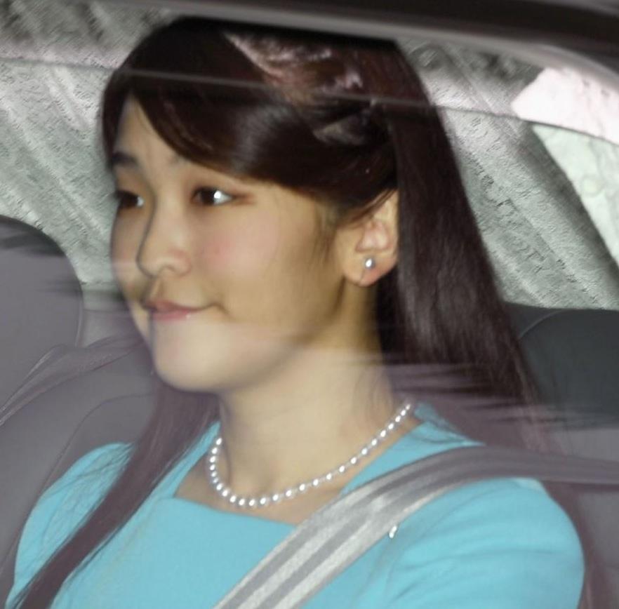 Японская принцесса на пути в Королевство Драконов